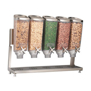 Salad Topping Dispensers
